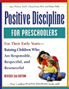 Positive Discipline for Preschoolers,…