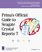 Prima's Official Guide to Seagate Crystal…