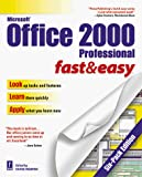 Wempen, Faithe: Office 2000 Professional Fast & Easy: Six-Pack Edition