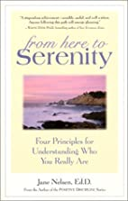 From Here to Serenity: Four Principles for…