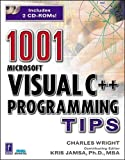 Wright, Charles: 1001 Visual C++ Programming Tips (Miscellaneous)