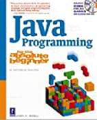 Java Programming for the Absolute Beginner…