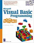 Microsoft Visual Basic Programming for the…