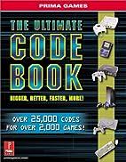 The Ultimate Code Book: Bigger, Better,…