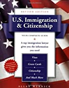 U.S. Immigration & Citizenship by Allan…