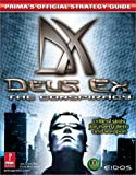 Prima Temp Authors Staff: Deus Ex : The Conspiracy