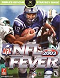 Prima Temp Authors Staff: NFL Fever 2003: Prima's Official Strategy Guide
