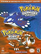 Pokemon Ruby & Sapphire: Prima's Official…