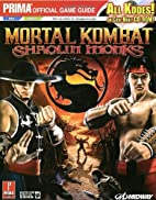 Mortal Kombat: Shaolin Monks (with CD)…