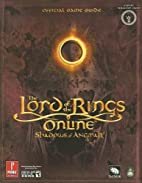 The Lord of the Rings Online: Shadows of…