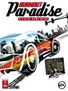 Burnout Paradise (Prima Official Game Guide)…