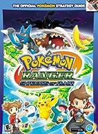 Pokémon Ranger: Shadows of Almia: The…
