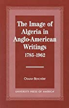 The image of Algeria in Anglo-American…