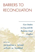 Barriers to Reconciliation: Case Studies on…