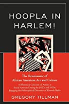 Hoopla in Harlem!: The Renaissance of…