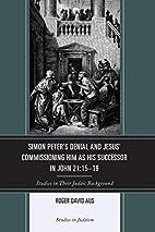 Simon Peter's Denial and Jesus'…