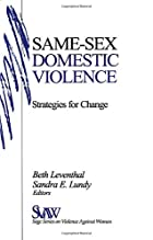 Same-Sex Domestic Violence: Strategies for…