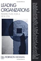 Leading Organizations: Perspectives for a…