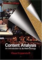 Content Analysis: An Introduction to Its…