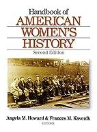 Handbook of American Women's History by…