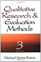 Qualitative Research & Evaluation Methods by…