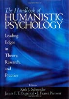The Handbook of Humanistic Psychology:…