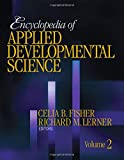 Lerner, Richard M.: Encyclopedia Of Applied Developmental Science