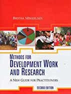 Methods for Development Work and Research :…