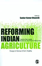 Reforming Indian Agriculture: Towards…