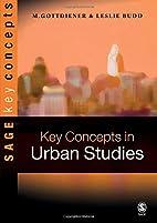Key Concepts in Urban Studies (SAGE Key…