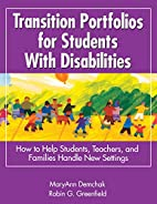 Transition Portfolios for Students With…