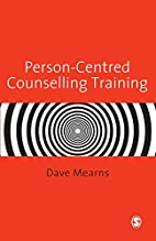 Person-centred Counselling Training by Dave…