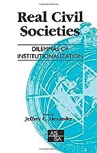 Real civil societies : dilemmas of…