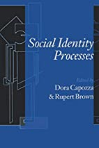 Social Identity Processes: Trends in Theory…