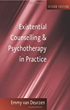 Existential Counselling & Psychotherapy in…