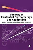 Dictionary of existential psychotherapy and…