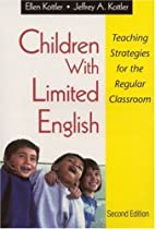 Children With Limited English: Teaching…