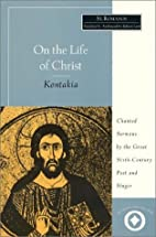 On the Life of Christ: Chanted Sermons by…