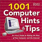1,001 Computer Hints & Tips by Reader's…