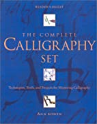 The Complete Calligraphy Set: Techniques,…