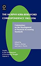 The Murphy-Kirk-Beresford Correspondence,…