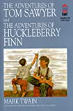 Twain, Mark: The Adventures of Tom Sawyer and the Adventures of Huckleberry Finn