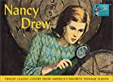 Worick, Jennifer: Magnetic Postcards Nancy Drew: Twelve Classic Cover from America's Favorite Teenage Sleuth