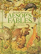 The Classic Treasury of Aesop's Fables…