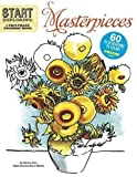 Zorn, Steven: Start Exploring: Masterpieces: A Fact-Filled Coloring Book (Start Exploring (Coloring Books))