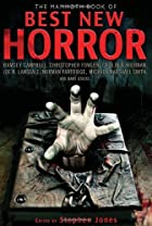 The Mammoth Book of Best New Horror 22 by…
