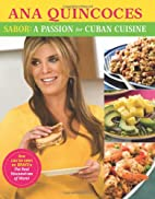 Sabor!: A Passion for Cuban Cuisine by Ana…