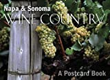 Globe Pequot: Napa and Sonoma Wine Country: A Postcard Book