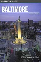 Insiders' Guide to Baltimore by Elizabeth A.…
