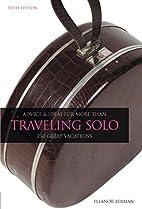 Traveling Solo by Eleanor Berman